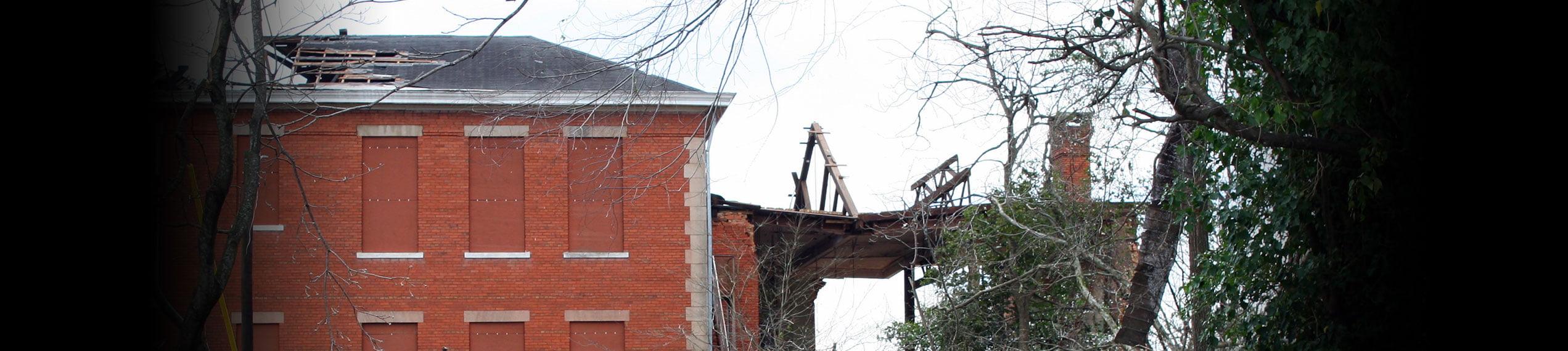 Wind & Storm Damage Repairs in Paul Davis Restoration & Remodeling of Greater Baltimore